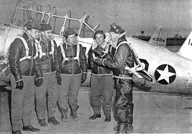 Walnut Ridge Army Flying School