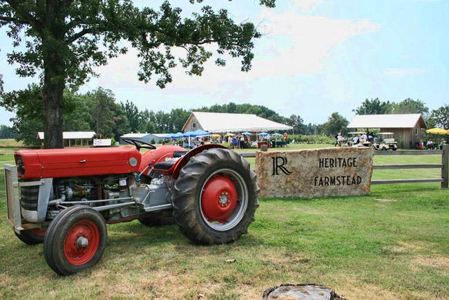 WRI Heritage Farmstead
