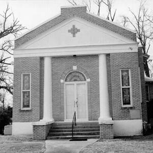 Wabbaseka United Methodist Church