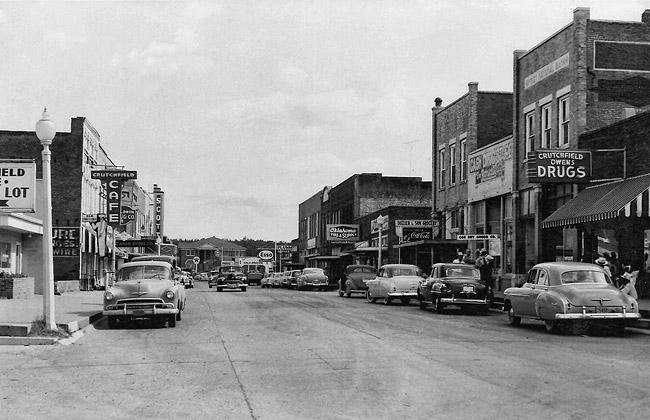 Waldron; 1950s