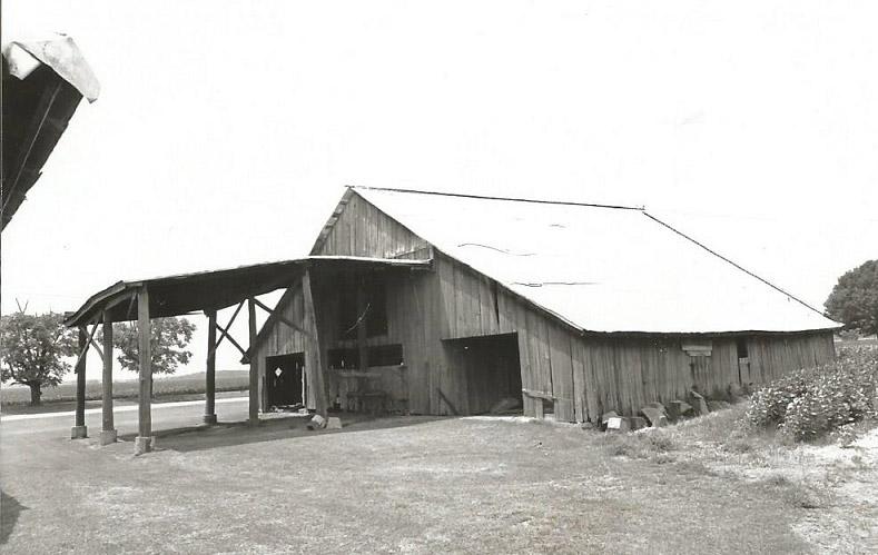 Walls Barn