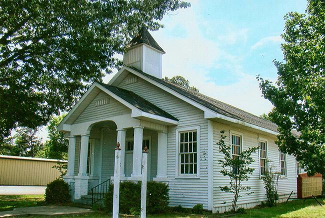 Ward Methodist Church