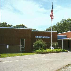 Ward Municipal Building