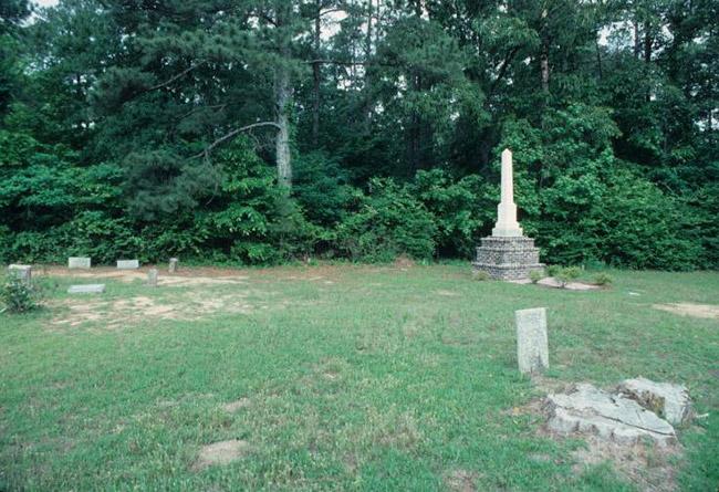 Washington Confederate Monument