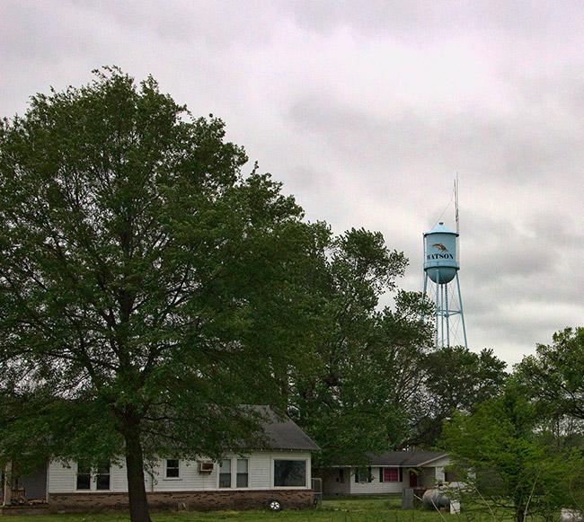 Watson Water Tower