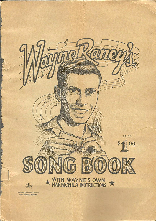 Wayne Raney Songbook
