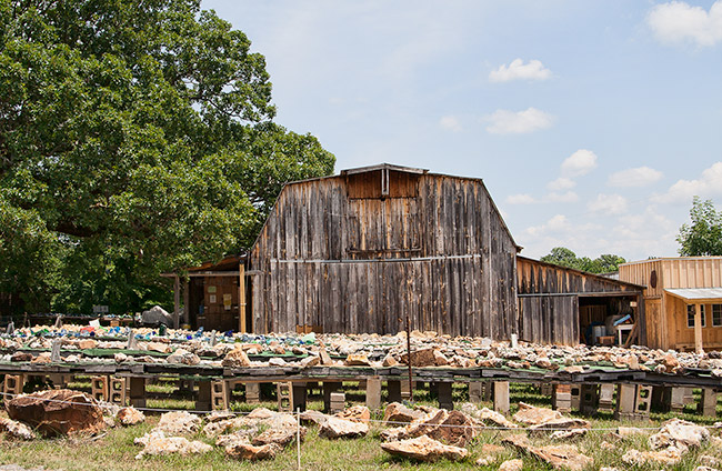 Wegner Crystal Ranch