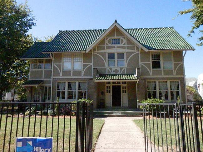 John F. Weinmann House
