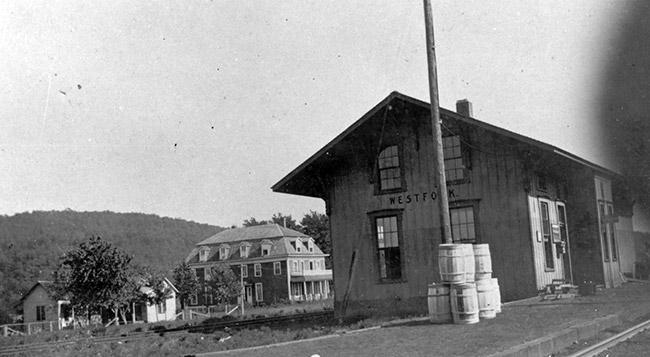 West Fork Depot
