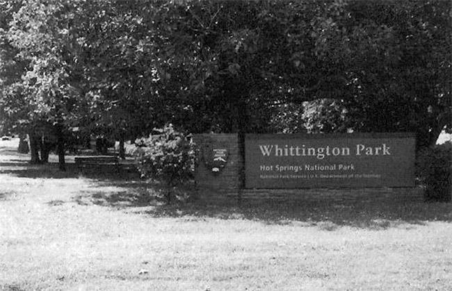 Whittington Park Historic District