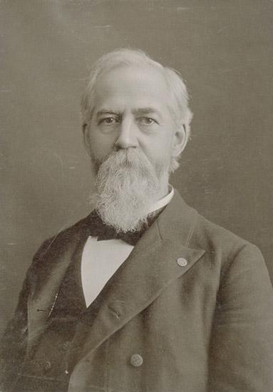William Perkins Black