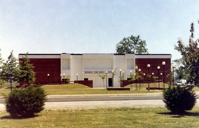 Williams Baptist College: Fine Arts Building