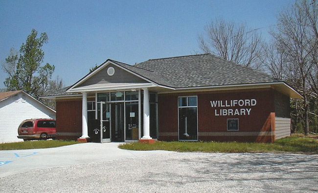 New Williford Library