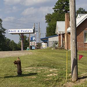 Odell & Paula's Food Center