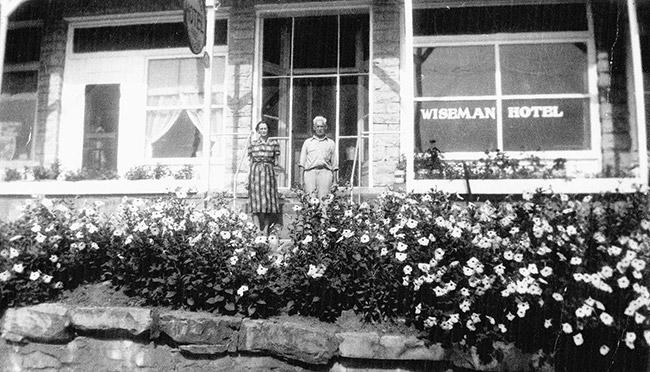 Wiseman Hotel