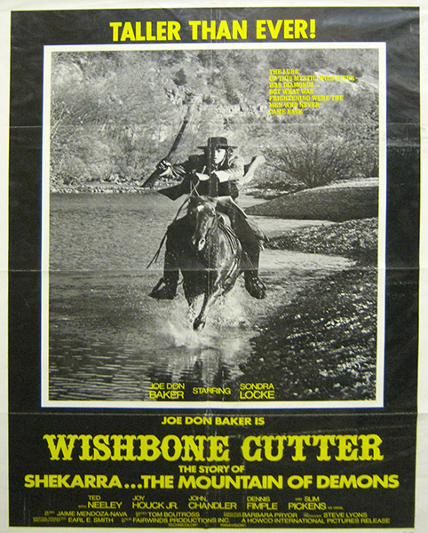 Wishbone Cutter Poster