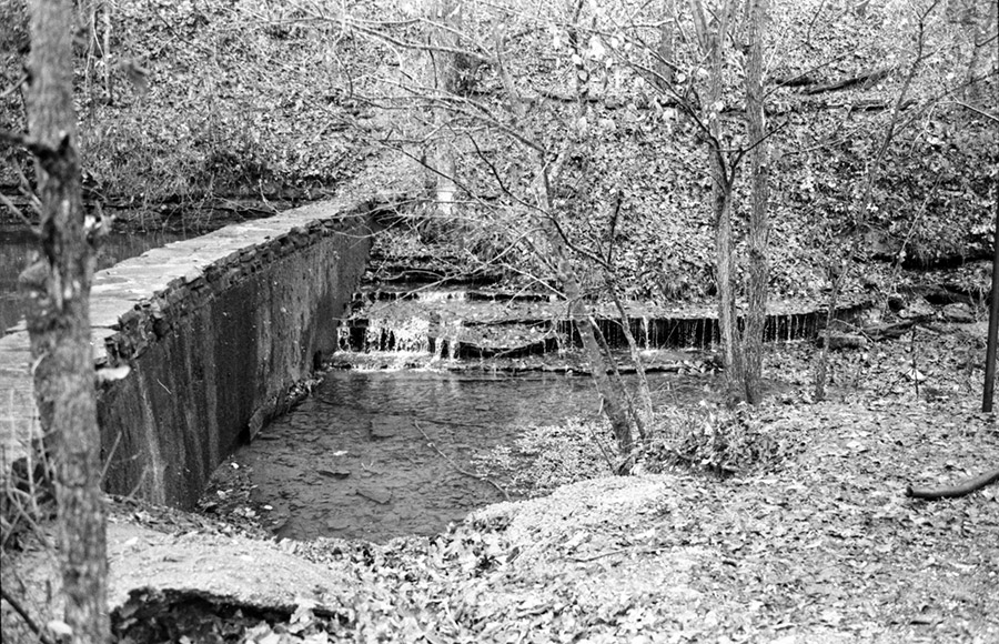Withrow Springs Dam