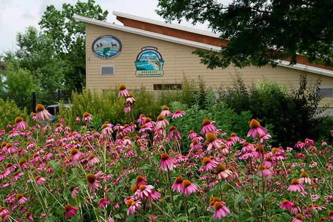 Witt Stephens Jr. Central Arkansas Nature Center