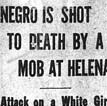 Turner Lynching Article