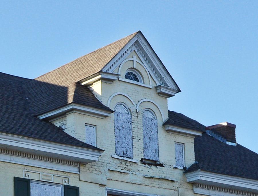 Woodruff House Detail