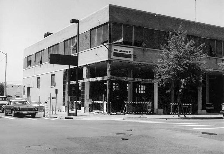 Wrape Building