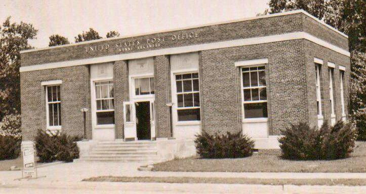 Wynne Post Office