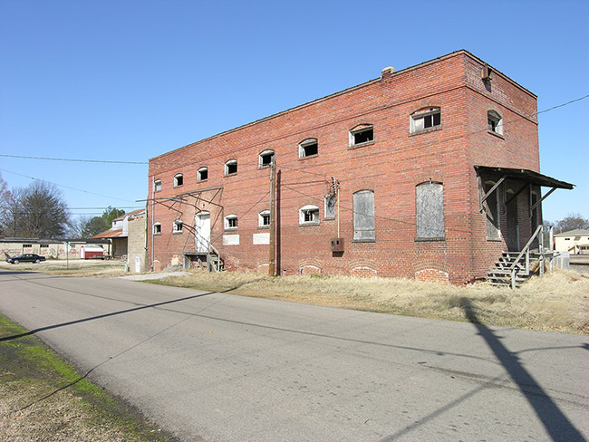 Wynne Wholesale Commercial Historic District