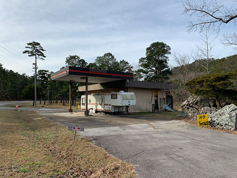 Midway Park Gas Station