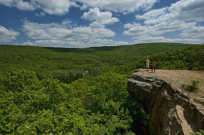 Yellow Rock Overlook