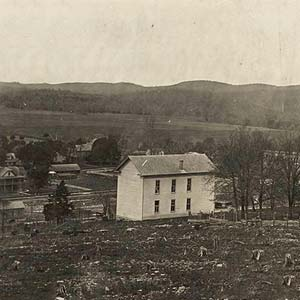 View of Yellville