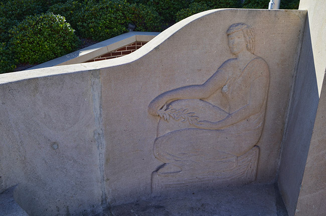 Young Memorial Detail