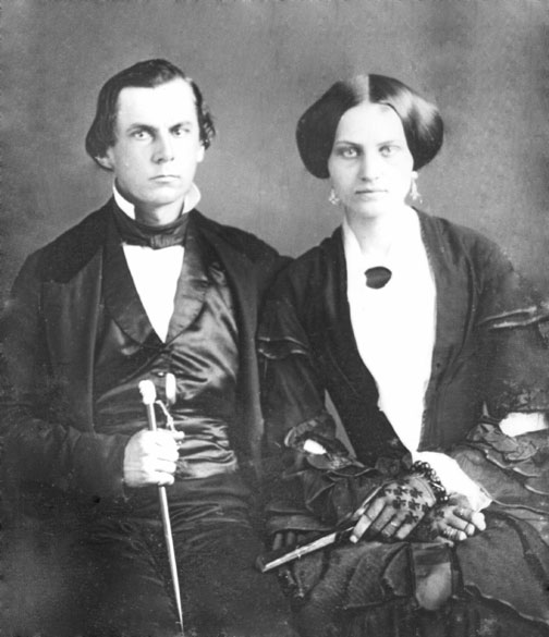 Norborn and Sarah Young