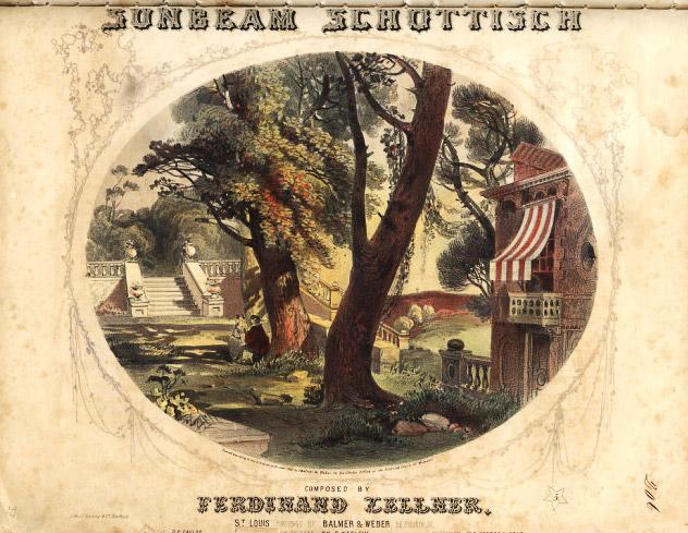 Ferdinand Zellner Sheet Music