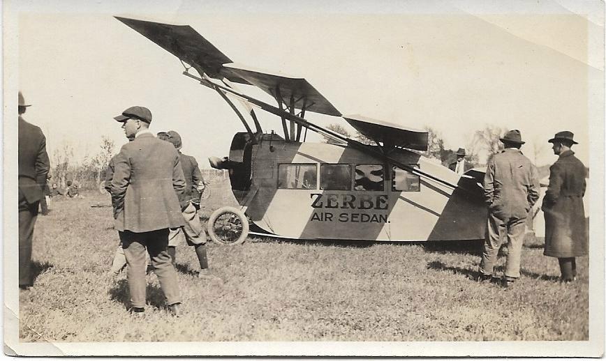 Zerbe Air Sedan