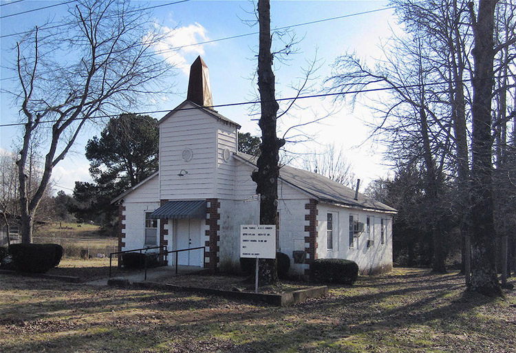 Zion Temple CME