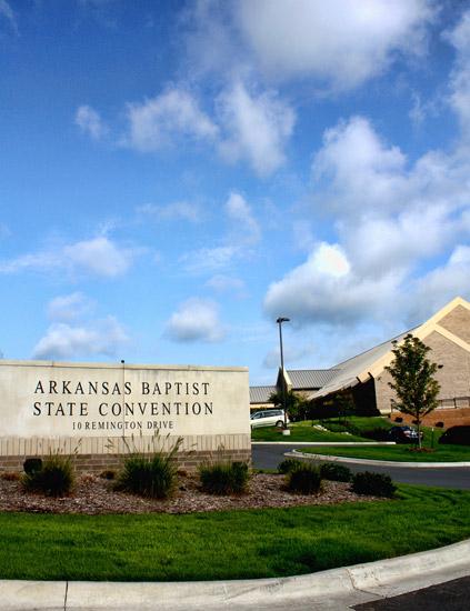 Arkansas Baptist State Convention HQ