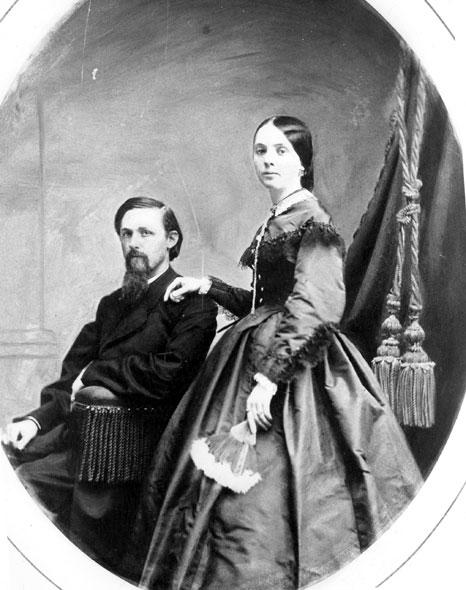Samuel and Susan Fordyce