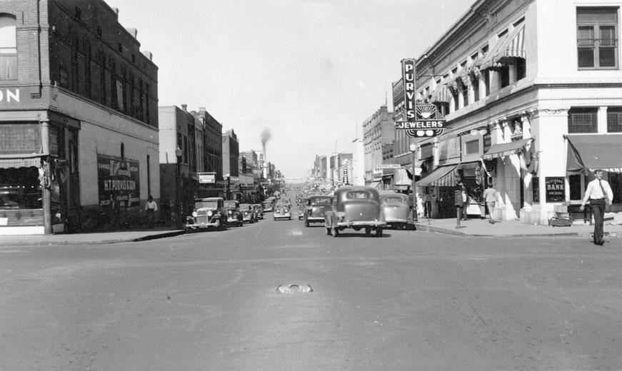 Jonesboro: Main Street