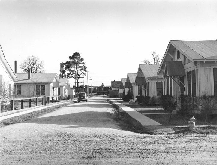Warren: Mill Worker Housing