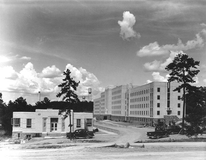 Arkansas State Tuberculosis Sanatorium