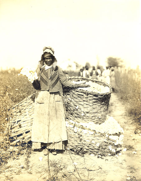 Arkansas City: Cotton Picker