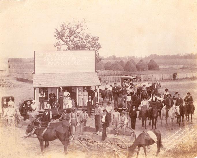 Sassafras Prairie: Store