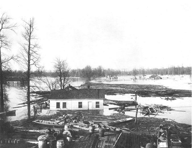 West Memphis: 1903 Flood