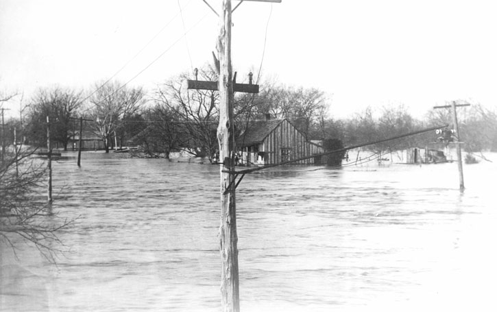 Batesville: 1915 Flood