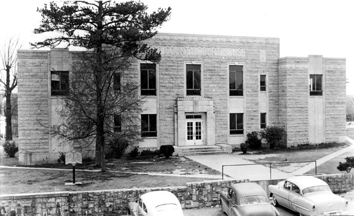 Izard County Courthouse