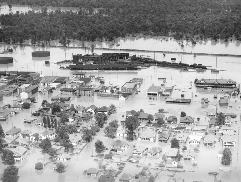 McGehee: 1927 Flood