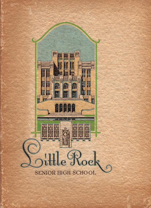 Little Rock Senior High Yearbook