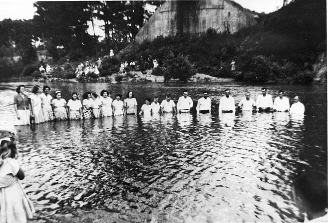 Glenwood: Baptism