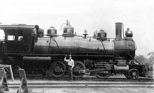 Amity: Railroad Engine