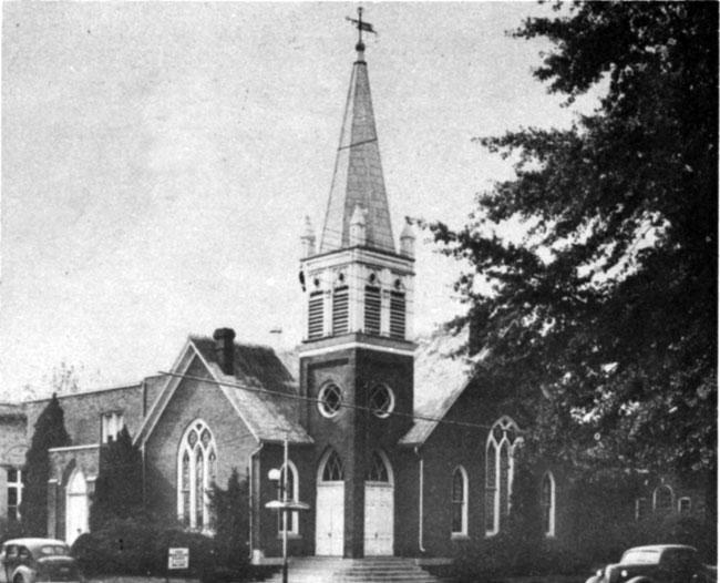 Arkadelphia: Presbyterian Church